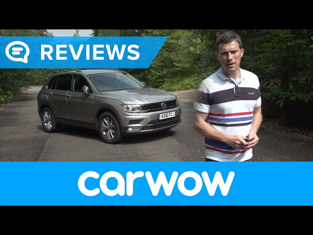 Volkswagen Tiguan SUV 2018 review | Mat Watson Reviews