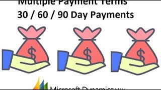 Multiple Payment Terms with Dynamics NAV