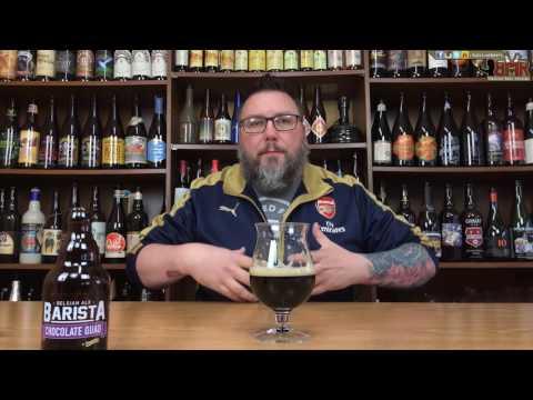 Massive Beer Reviews # 745 Brouwerij Van Honsebrouck Kasteel Barista Chocolate Quad