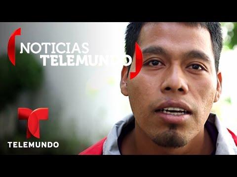 Omar García: Sobreviviente de masacre de estudiantes en Ayotzinapa | Noticias | Noticias Telemundo