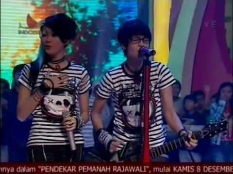 The Virgin - Sayangku, Live Performed di Hitzteria (05/12) Courtesy Indosiar