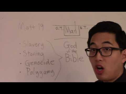 God Did Genocide, Stoning, Slavery, and Other Atrocities?