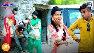एक नंबर रो फेकू आशिक़ - राजस्थान की सबसे बड़ी सुपरहिट कॉमेडी | Ramkudi Jhamkudi Comedy Show Part 11