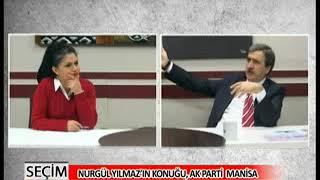 Nurgül Yılmaz İle Seçim 2015   AK Parti Manisa Milletvekili Aday Adayı İhsan Mayda 26 02 2015