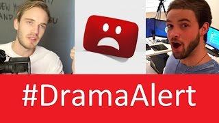 PewDiePie vs Fiverr, JESUS UNBANNED, WatchMojo Terminated, Condom in UBER #DramaAlert