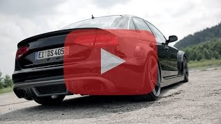 Audi S4 - Wide Beast