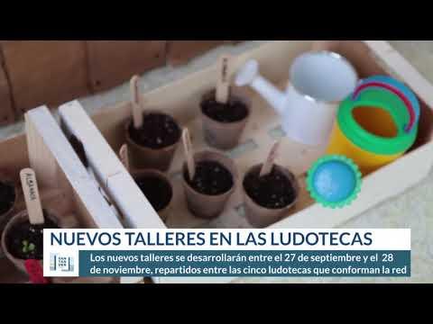 Ludotecas de Santander - Último Trimestre 2019