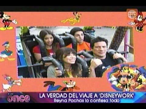 A las Once: La verdad del viaje a 'Disneywork' - 25/09/2012