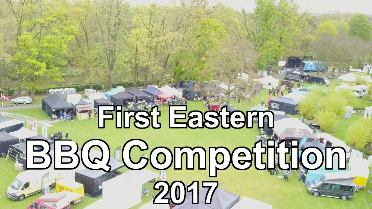 first eastern bbq contest youtube