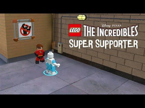LEGO The Incredibles Super Supporter |