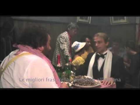 Bud Spencer, Terence Hill  Non c'è due senza quattro  Tango  Locanda del porto