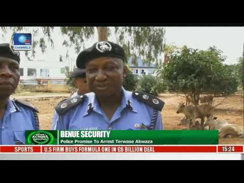 News Across Nigeria: JTF Recovers Rustled Cows From Wanted 'Ghana'