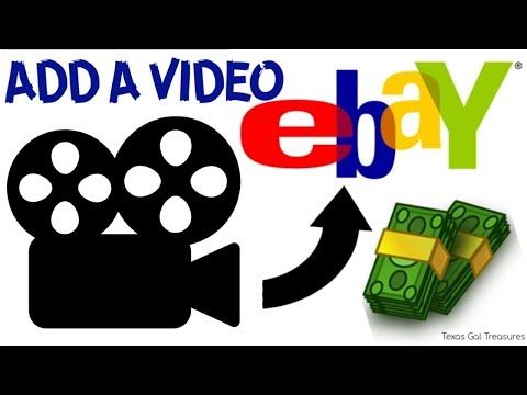 How To Add Video To Ebay Description 2019 - Embed A Video In Ebay Listing