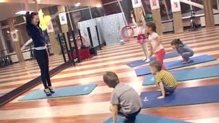 ЗЕБРА NEWS / Детский фитнес