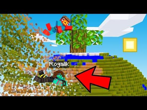 Minecraft Ale ... ŚWIAT ZNIKA CO 10 SEKUND ! /z Farell