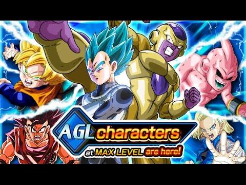 510 STONES SUMMON! Dragon Ball Z Dokkan Battle: AGL Max Level Summons