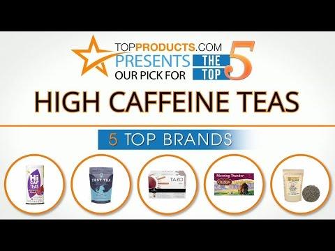 Best High Caffeine Tea Reviews 2017 – How To Choose The Best High Caffeine Tea