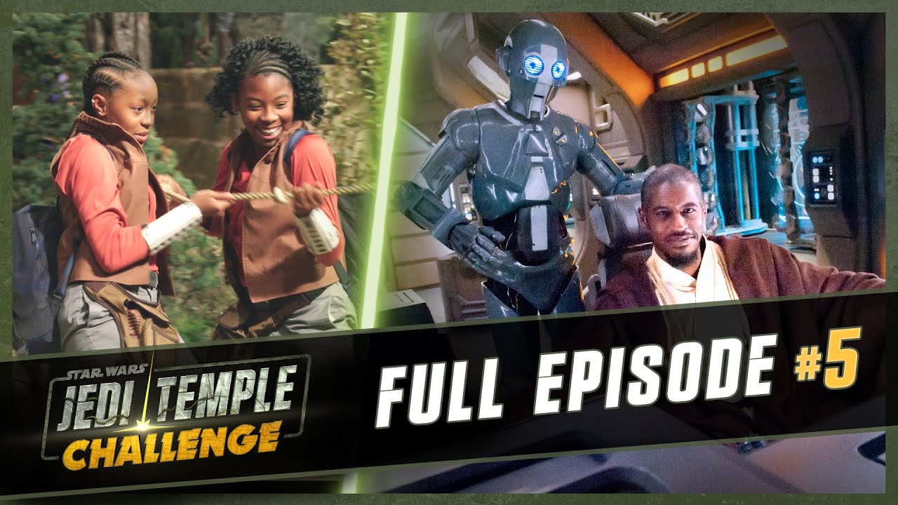 Star Wars: Jedi Temple Challenge - Episode 5