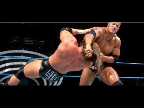 Triple H vs The Rock - WWE Championship...