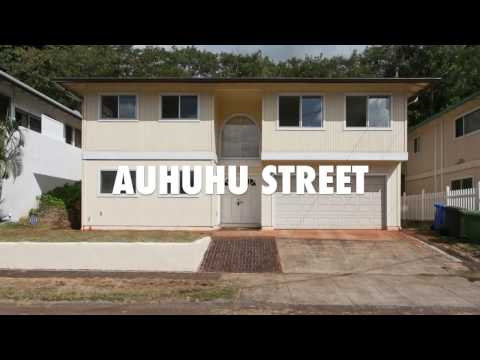 Auhuhu Street - Pearl City, Hawaii
