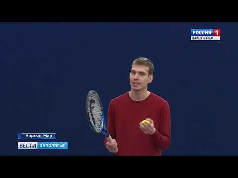 Большой теннис - игра азартных и энергичных спортсменов