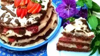 Торт в микроволновке за 10 минут. Самый быстрый, бюджетный и вкусный рецепт