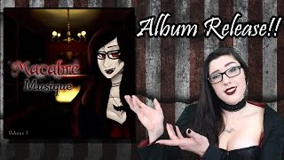 Presenting Macabre Musique: Album Release! (Advert Parody)