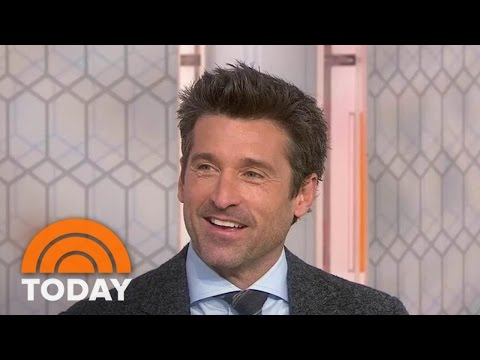 Patrick Dempsey On 'Bridget Jones's Baby,' 'Grey's Anatomy,' Racing | TODAY