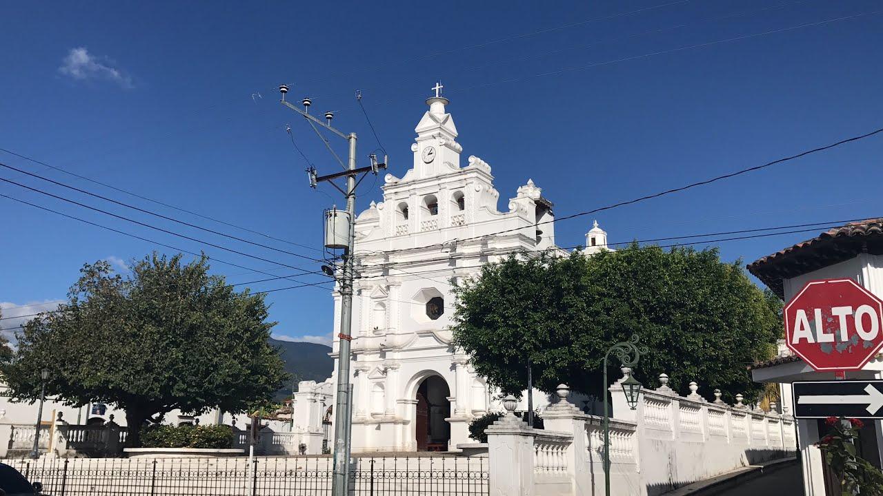 Metapan Santa Ana Iglesia San Pedro Apostol