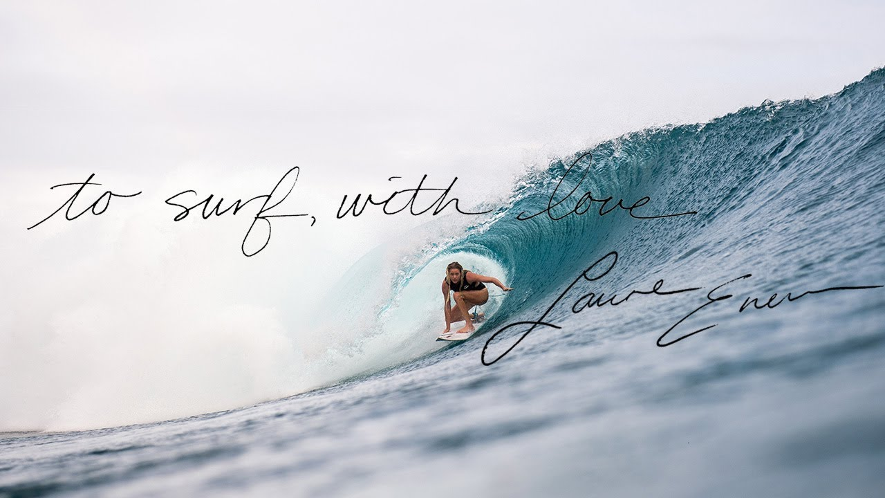 To Surf...With Love, Laura Enever