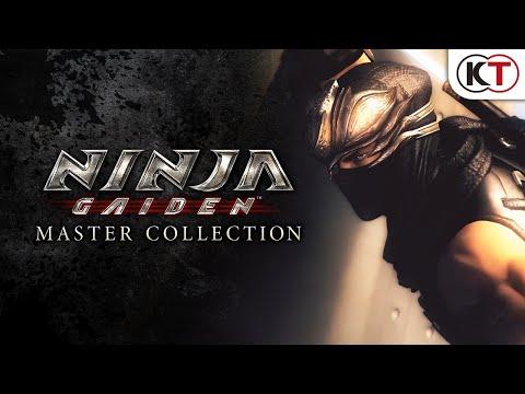 『NINJA GAIDEN: マスターコレクション』1stトレーラー