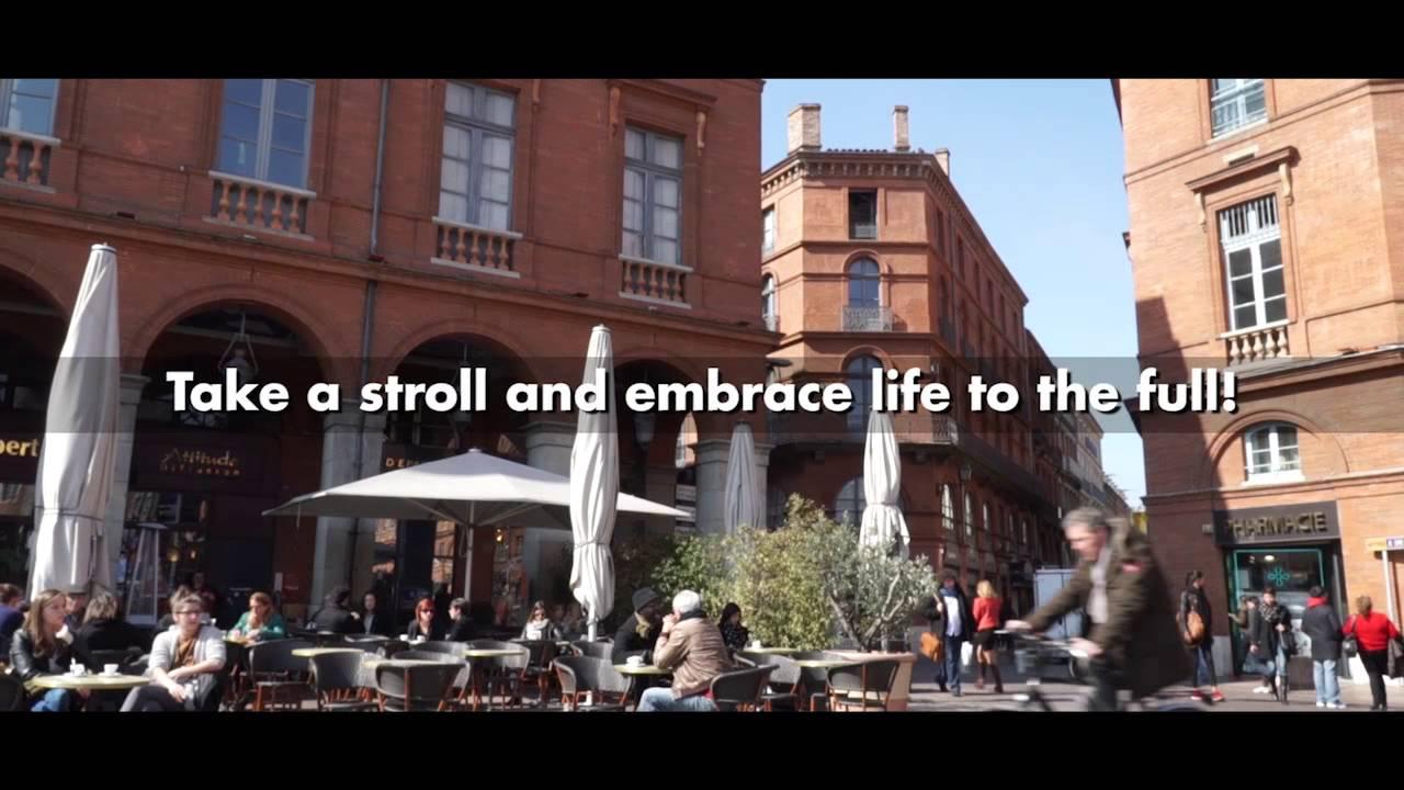 Toulouse tourisme youtube - Office tourisme de toulouse ...