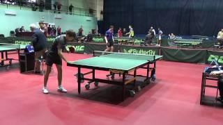 Максим ЕФРОЙКИН - Андрей ЯРОВОЙ (Полная версия), Настольный теннис, Table Tennis