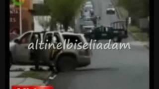 Meksika'da Gazateciler Çatışmanın Ortasında Kaldı