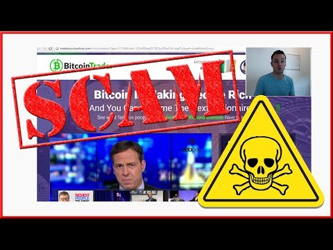 ☠ Bitcoin Trader is a SCAM - Honest Bitcoin Trader Review