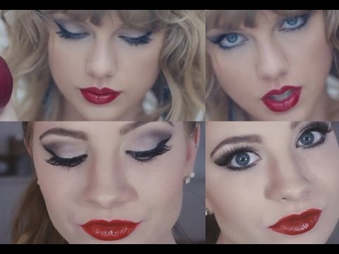 Taylor Swift Blank Space Makeup Tutorial + Inspired Outfit