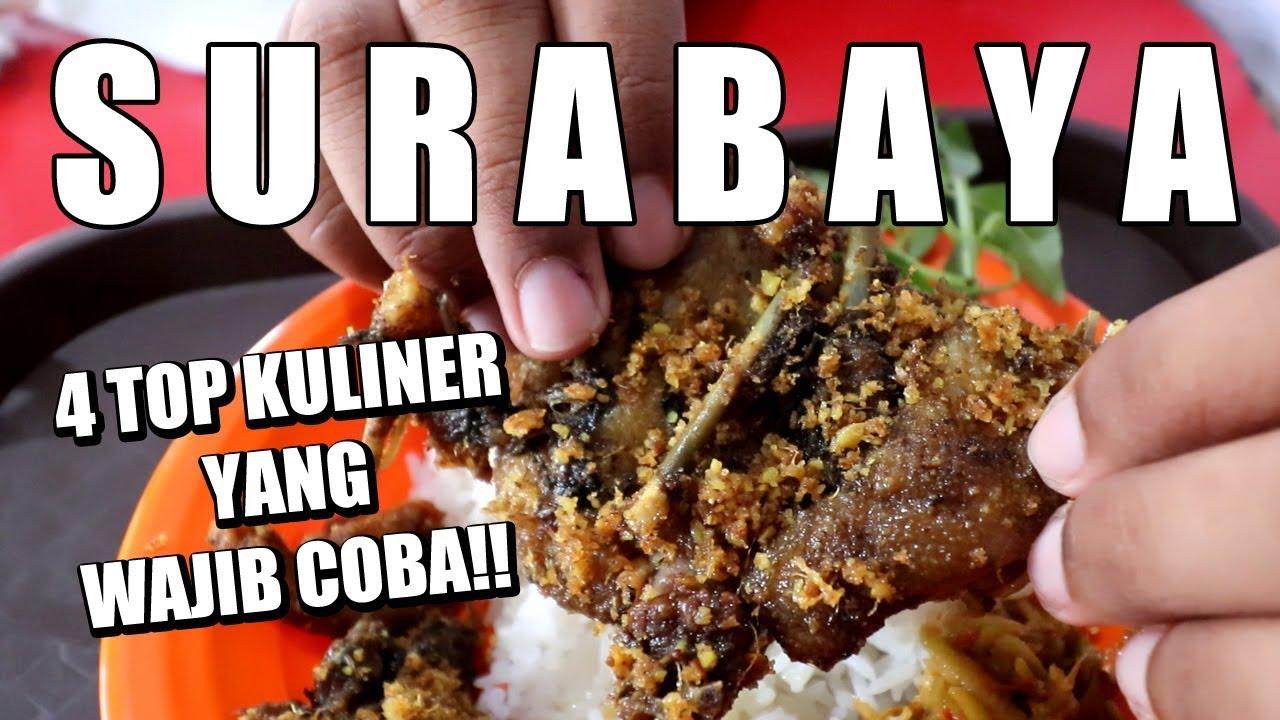 4 Top Kuliner Di Surabaya Yang Wajib Coba