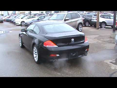 BMW I YouTube - Bmw 645ci horsepower