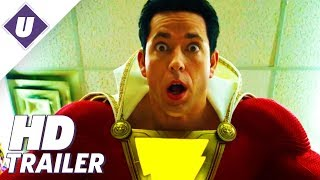Shazam - Official Comic-Con Teaser Trailer | SDCC 2018