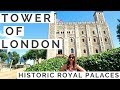 TOWER OF LONDON TOUR - Home of British CROWN JEWELS | Historic Royal Palaces