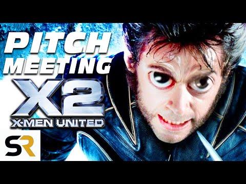 X2: X-Men United (2003) Pitch Meeting