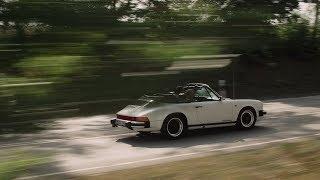 Test Porsche Carrera 3.2 Cabriolet 1984