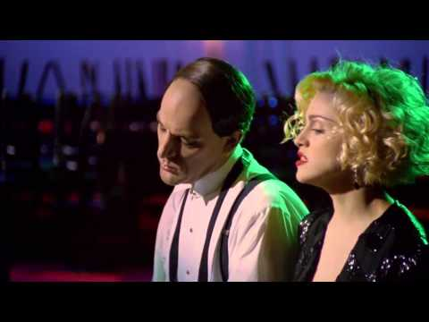 Madonna/Mandy Patinkin - What Can You Lose - Dick Tracy Footage