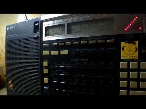 18 04 2018 TDA Telediffusion d'Algerie in French to CEAf 0510 on 9535 Issoudun