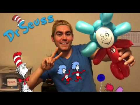 Balloon Thing 1 and 2 Tutorial
