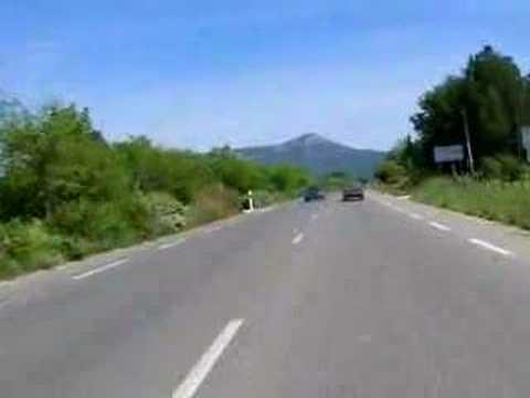 A travel near Sainte-Victoire