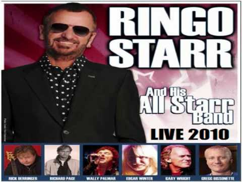 Ringo Starr: Tour 2010 Live - 4. Hang On Sloopy (Rick ...