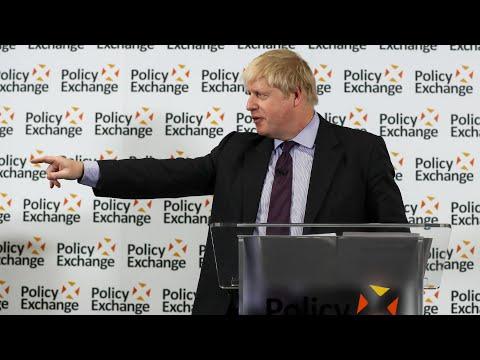 Boris Johnson: Brexit is not