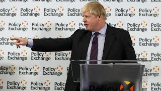 Boris Johnson: Brexit is not