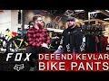 Fox Defend Kevlar Bike Pants